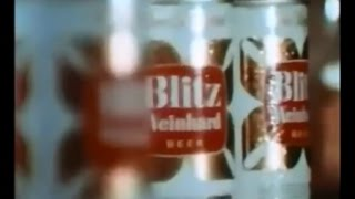 Blitz-Weinhard Beer, 'Skiing' Commercial  (Early 1970s)