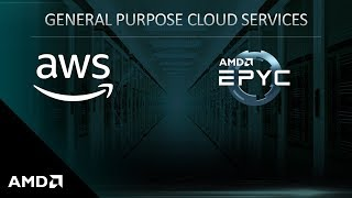 AMD EPYC™ Available from Leading Cloud Providers