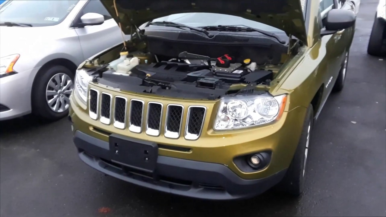 jeep compass fuse box locations obd2 scan port location [ 1280 x 720 Pixel ]