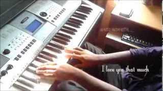 """Etota Valobashi"" (ReCall)- Piano Instrumental w/English subtitle"