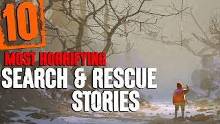 10 REAL Search and Rescue HORROR Stories | Forest Sounds and Relaxing Sounds - Darkness Prevails
