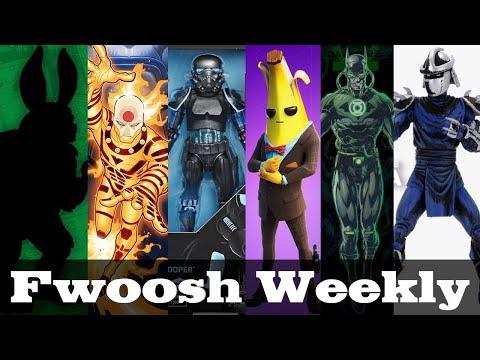 Weekly! Ep147: Marvel Legends, TMNT, Star Wars, Spawn, Fortnite, DC Multiverse!