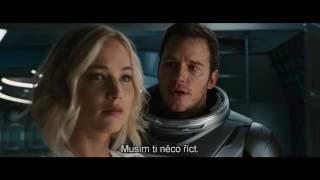 Pasažéři (2016) - trailer - CZ titulky
