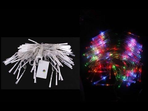 Fiber Optic Led String Lights