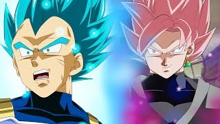 Black's true identity! dragon ball super episode 60