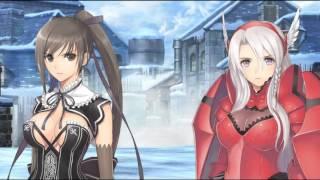 Blade Arcus from Shining EX (PS3) Sakuya - Story Mode