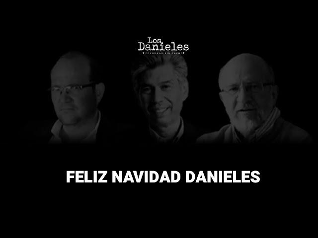 #FelizNavidadDanieles LosDanieles cierran el año con un impresionante cartel de plumas invitadas