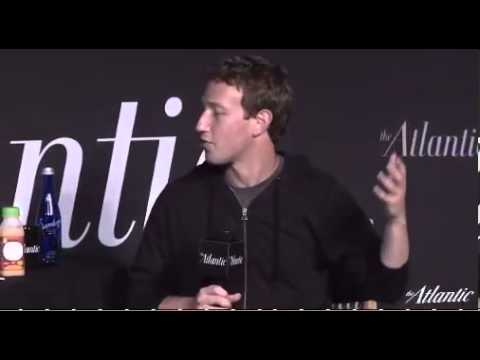 Mark Zuckerberg Speaks With James Bennet of The Atlantic on Immigration Reform