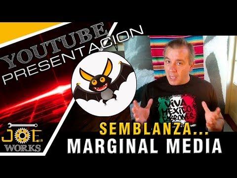 Santiago Acera del Canal Marginal Media, Video Semblanza para Entrevista   JOE Works