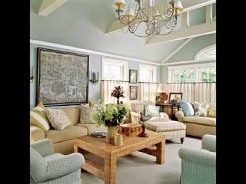 Genial Duck Egg Blue Living Room Design Ideas   YouTube