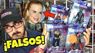 Download lagu ¡Compro unos MARVEL LEGENDS PIRATA de Avengers Endgame!