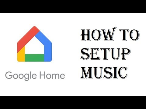 How To  Play Music Google Home Mini - Google Home Pandora, Youtube Music, Google Play Music, Spotify