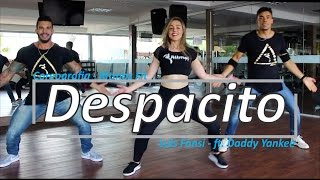 Download lagu Despacito - Luis Fonsi - ft. Daddy Yankee - Coreografia - Ritmos Fit