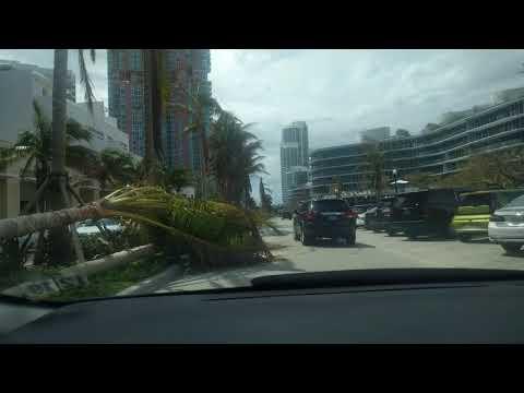 Miami Beach post Irma