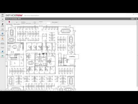 Facilities Service Management Demo
