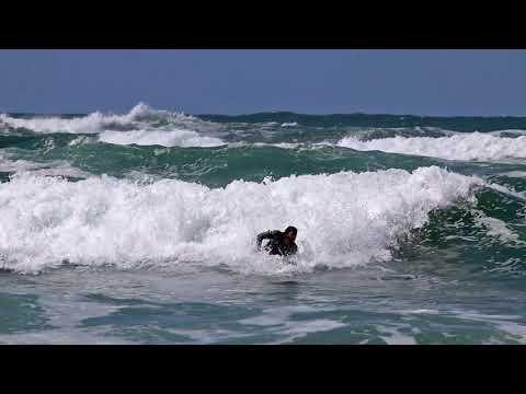 Bodyboarding Port Alfred
