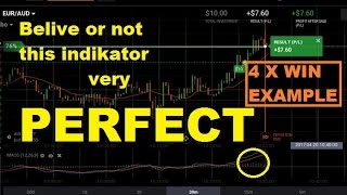 BELIEVE IT OR NOT - the PERFECT indicators | 100% work - iq option strategy