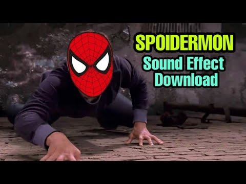 Spoidermon Meme Sound Effect Download