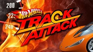 #1 Hot Wheels Track Attack - Video Game - Gameplay - Videospiel - Game Movie For Kids