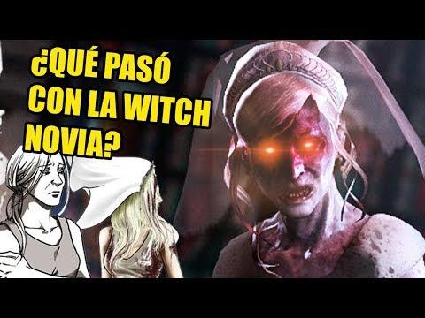 3 escalofriantes teorías sobre el llanto de la Witch - Left 4 Dead