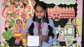 Jyoti 8th Perfection Assembly Activity SDS School 22 10 18 mpeg4