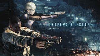 【PS4】Biohazard 5 HD - #19 DESPERATE ESCAPE(Veteran S Rank No Damage)