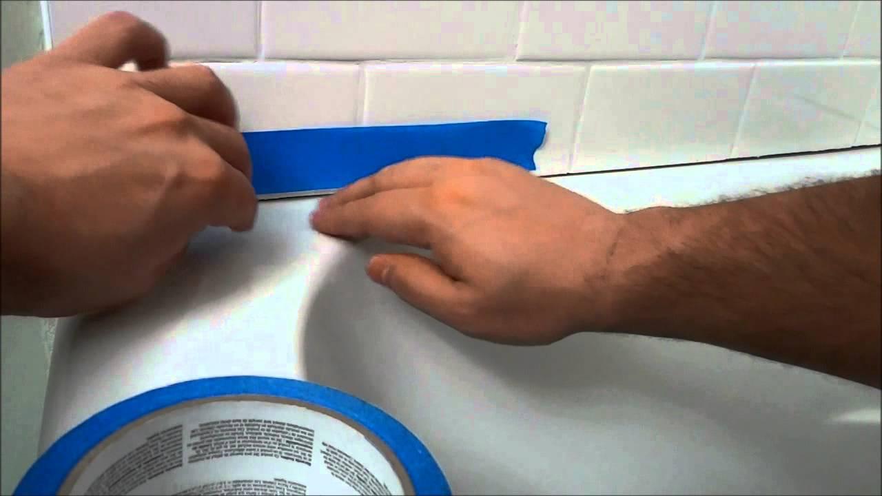 How To Re Caulk Your Bath Tub Or Shower