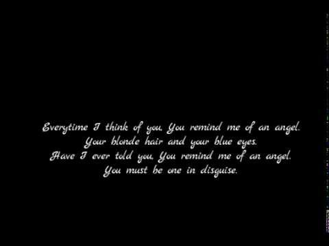 Angel in Disguise - Craig Rendall, Lyric Video.