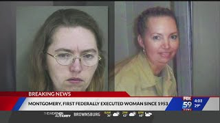 Lisa Montgomery Executed