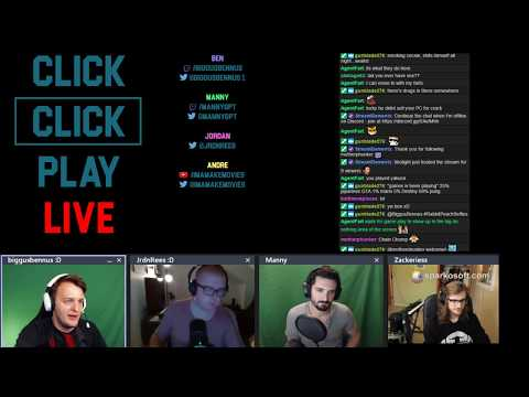 Click Click Play - Episode 32 (Sep 3rd 2017)