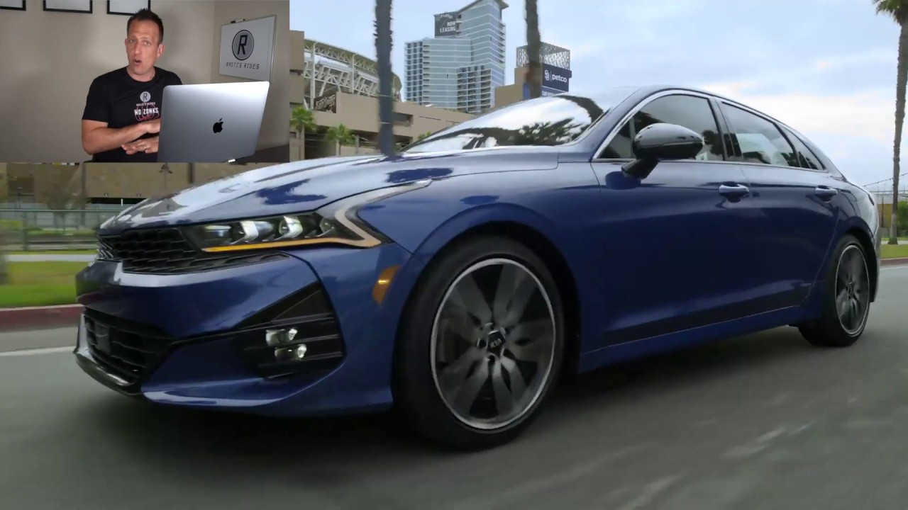 Is the ALL NEW 2021 Kia K5 GT going to be Car of the Year?