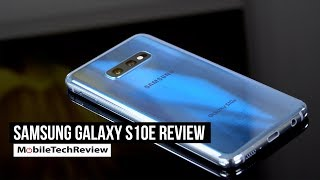 Samsung Galaxy S10e Review - Good Things do Come in Small Packages
