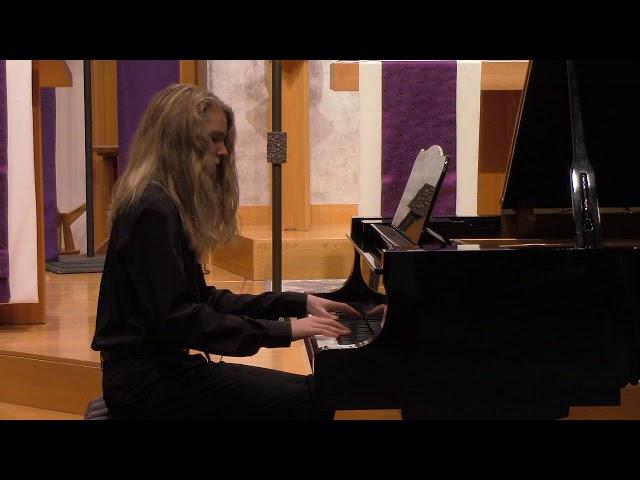 13 Bach, Solfeggietto