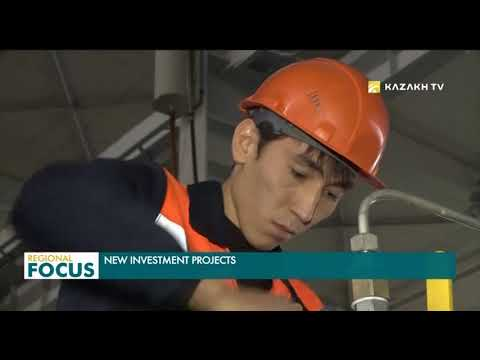 More than US$6.5 billion was invested in the economy of Kazakhstan in the first quarter of 2018