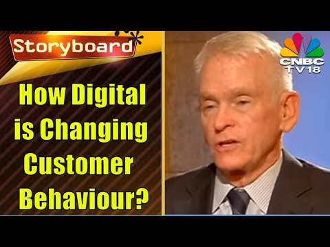 Terry Peigh on How Digital is Changing Customer Behaviour? | MD Interpublic Group | STORYBOARD