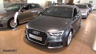 2017 Audi A3 Sedan - In Depth Review Interior Exterior