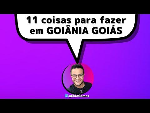 O QUE FAZER EM GOIÂNIA: 11 DICAS INCRÍVEIS | dicas de Goiânia, o que fazer em Goiânia, Goiânia 2020