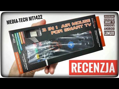 Контроллер Media-Tech MT1422 для SMART TV Windows Android Linux - обзорная презентация