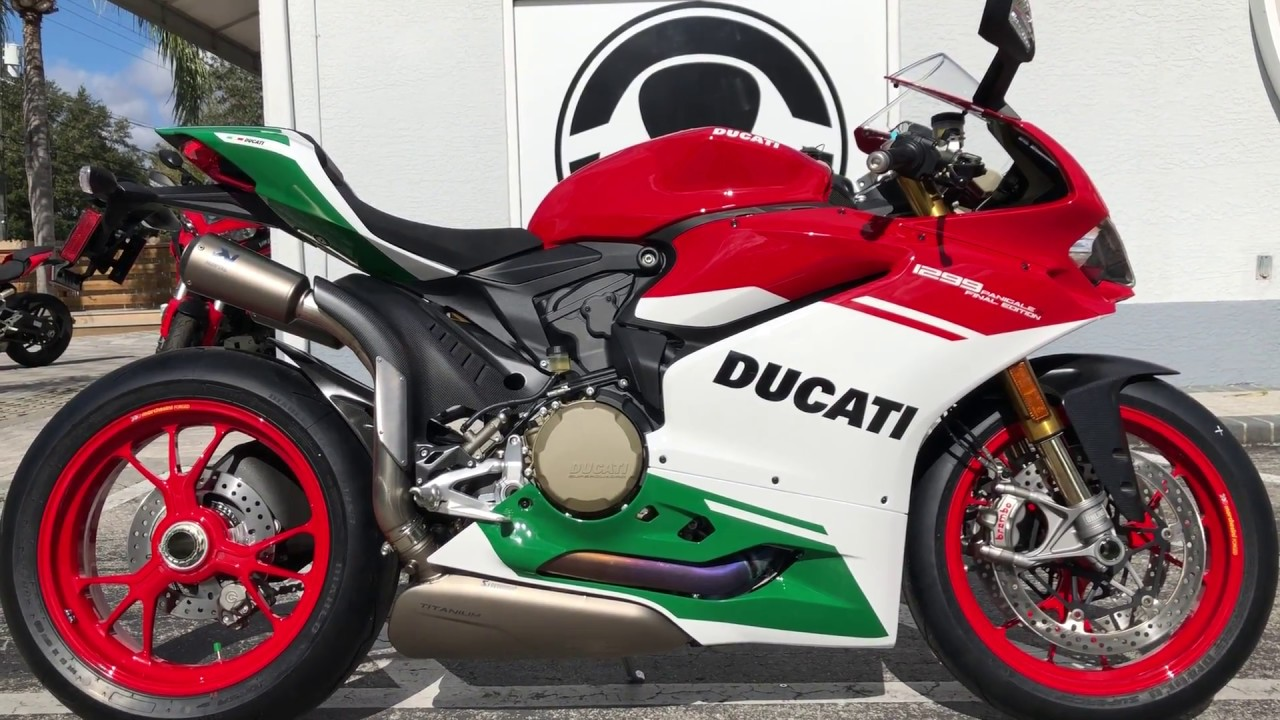 2018 ducati 1299 panigale r final edition 518 for sale at euro cycles of tampa bay youtube. Black Bedroom Furniture Sets. Home Design Ideas