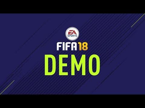 FIFA 18 Demo Gameplay   PSG vs FC Bayern