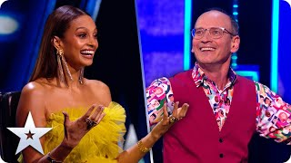 UTTERLY BRILLIANT! Steve Royle is just a ONE-MAN SHOW! | The Final | BGT 2020