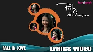 Prilly Latuconsina - Fall In Love (Official Lyric Video)