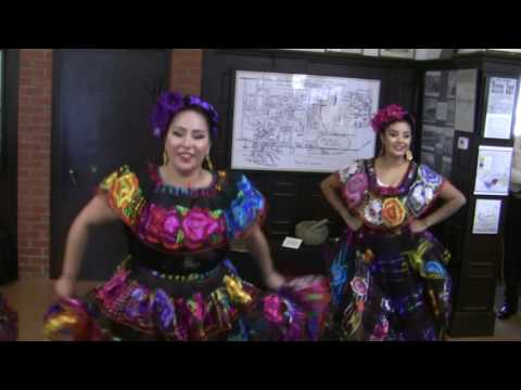 Part 1 Hispanic Heritage Month Celebration at Port Hueneme Historical Museum 9 172016