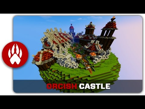 minecraft how to build a castle tutorial