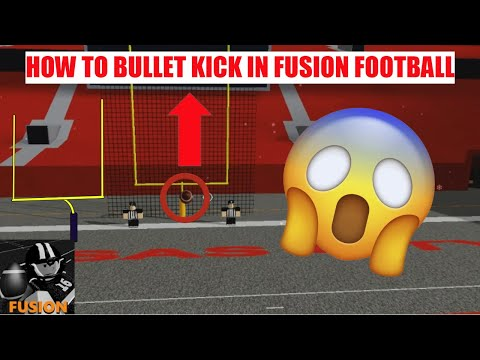 in roblox game how do i kick lucys football How To Bullet Kick In Football Fusion Roblox Youtube