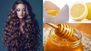 Homemade Hair Mask To Stop Hair Fall Hair Loss Grow Extremely Long Hair Thicker Hair