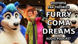 Nick Wilde is a Comatose Furry - Zootopia Fan Theory [AN Podcast #5]