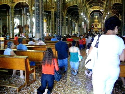 Catholic Church en San Jose Costa Rica 2