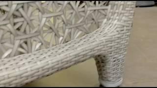 KWA-GOLD.RU - Плетеное кресло Labro (видео обзор)