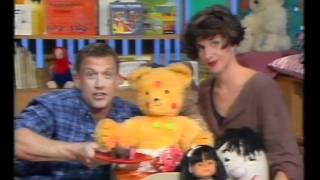 Play School - Simon and Monica - Plasticine Animals and Big Ted is sick